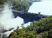 Somerset Dam, south-east Queensland