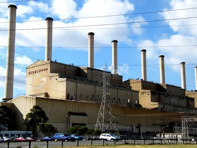 Hazelwood Power Station, Victoria