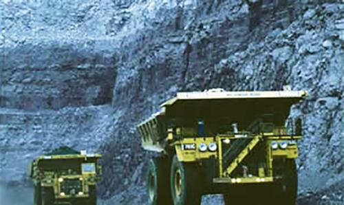 Newlands Coal Mine